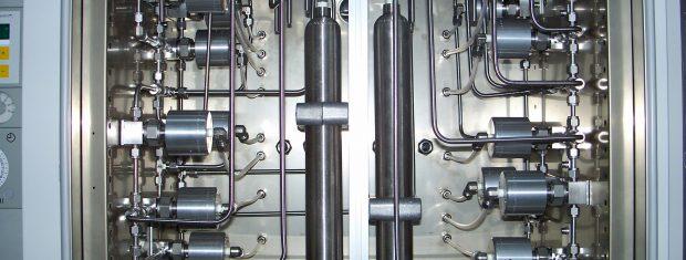 Gasversorgungssysteme / Wissenschaftlich technischer Gerätebau
